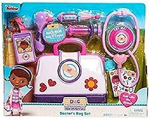 Disney Doc Mcstuffins Toy Hospital Doctor's Bag Set by Disney