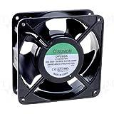 Sunon DP200A2123XST - Ventilador (120x120x38mm, CA 230V, 2700 U/min, 44dBA rodamiento de deslizamiento)