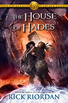 The House of Hades by Rick Riordan children's fantasy book reviews