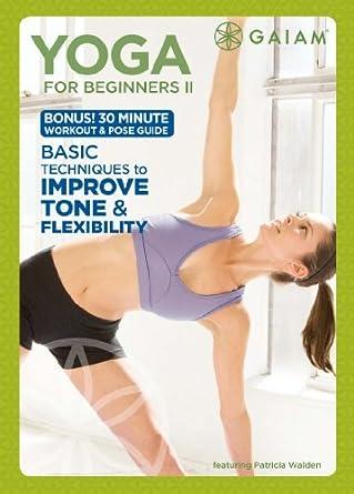 Amazon.com: Yoga For Beginners II (Yoga Journals Yoga ...