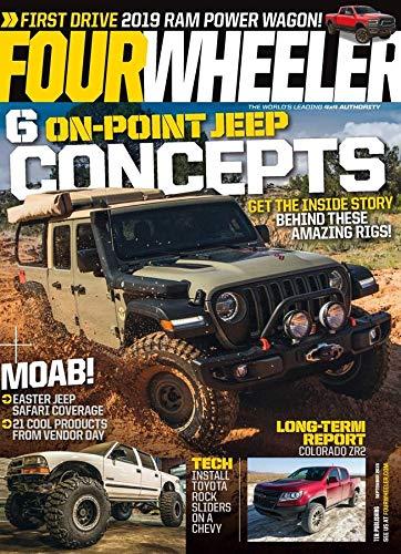 Four Wheeler - Dirt Wheels Magazine