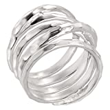 Silpada Wrapped Up Sterling Silver Ring