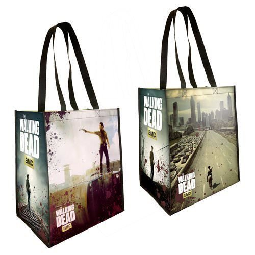 Rick Dead De Shopping Grimes Walking Asas The La Bolsa qOEw75