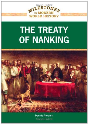 The Treaty of Nanking (Milestones in Modern World History) pdf epub