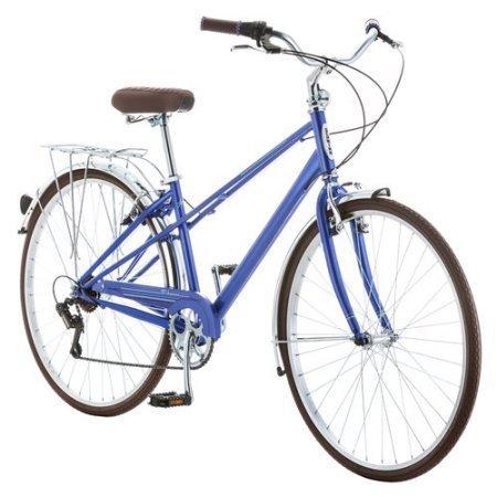 700c Schwinn Women's Admiral Hybrid Bike, Purple