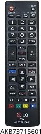LG mando a distancia para TV: Amazon.es: Electrónica