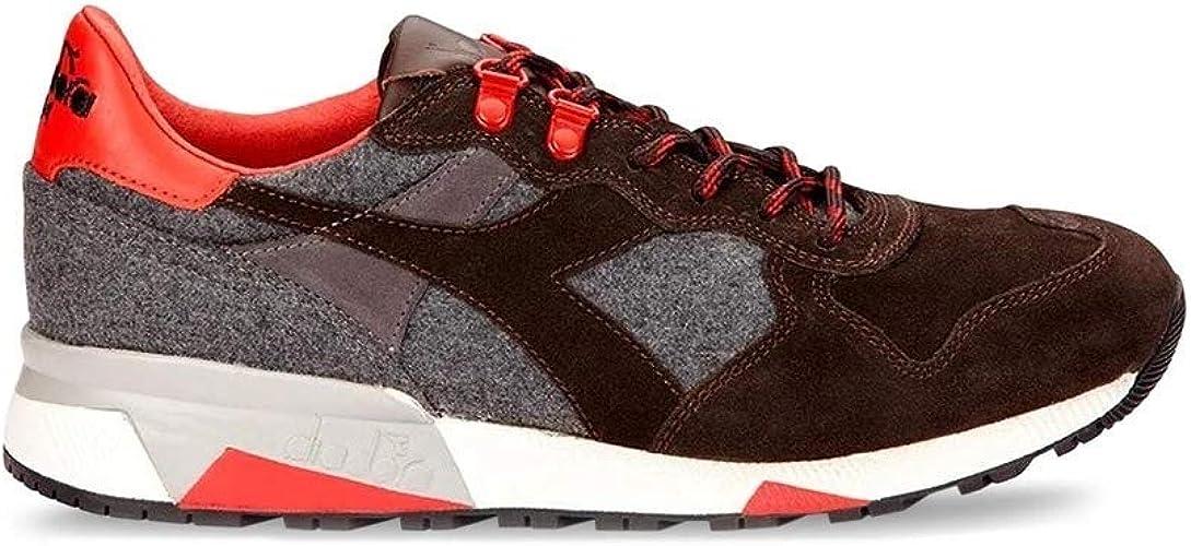 partecipazione liquido bottiglia  Diadora Heritage Scarpe Basse Sneakers Uomo Marrone (Trident_90_Loden):  Amazon.it: Scarpe e borse