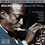 Kind Of Blue Mono / Stereo (2LP Gatefold 180g Vinyl)- Miles Davis