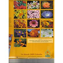 National Home Gardening Club 16 Month 2009 Calendar