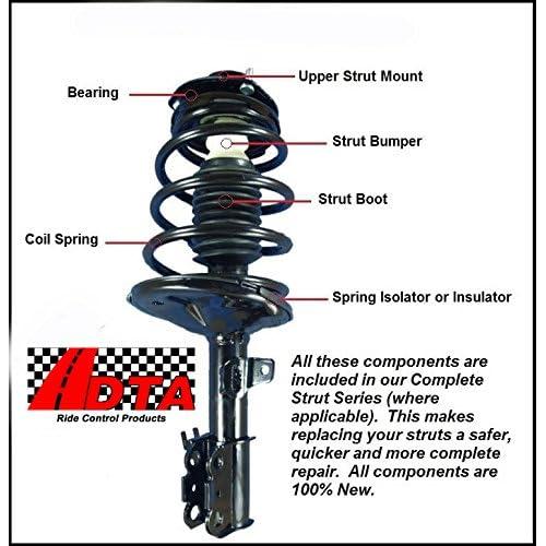 Shock Absorber-Sedan Rear Monroe 33049