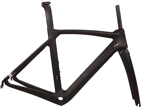 Cuadro de carretera Bicicleta de carrera Cuadro de bicicleta Peso ligero,53cm: Amazon.es: Bricolaje y herramientas