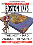 Boston 1775, Brendan Morrissey, 1855323621