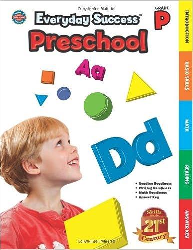 Everyday SuccessTM Preschool: American Education Publishing ...
