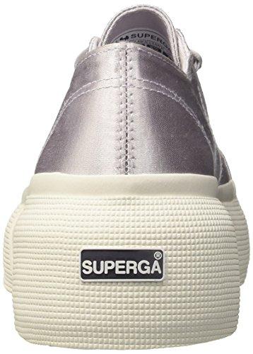 total 2287 Superga Verde Green Donna satinw 905 Military Sneaker dpnqwXv