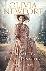 The Pursuit of Lucy Banning,A Novel (Avenue of Dreams Book 1)