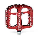 Chromag 450818-02 Scarab, Platform Pedals, Bushing & Sealed Bearings