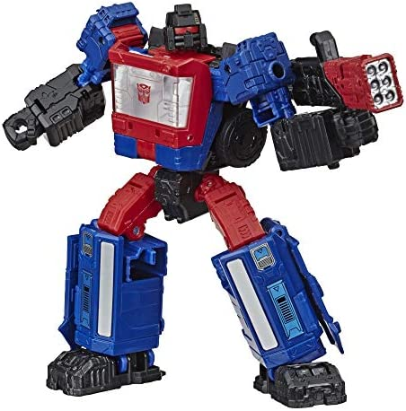Hasbro Transformers Toys Generations War for Cybertron Deluxe WFC-S49