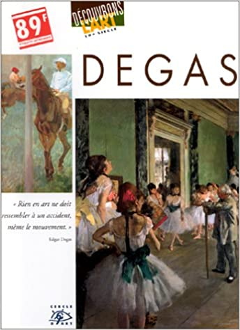 Téléchargement mp3 de jungle book Degas in French PDF RTF 2702204457
