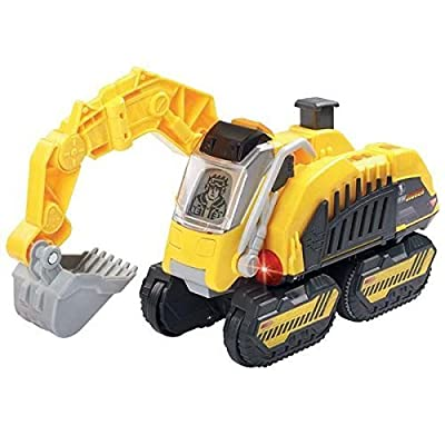 Digger The Wooly Mammoth Vtech Switch & Go Dinos Turbo for Sale