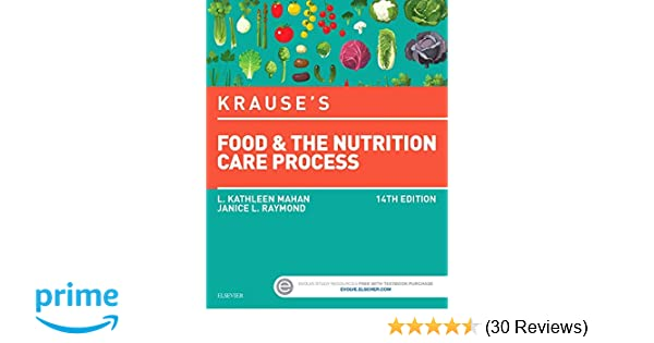 Krause Food And Nutrition Therapy Pdf