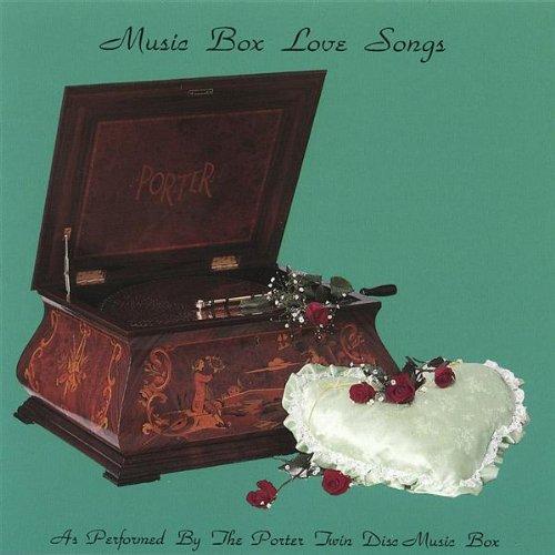Regina Music Box (Music Box Love Songs)