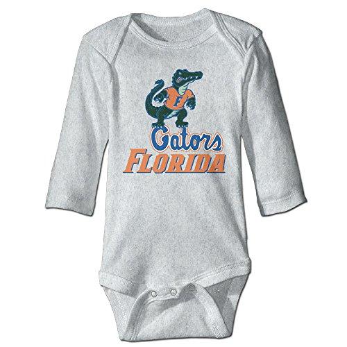 Price comparison product image OOKOO Baby's University Of Florida Gators Logo Bodysuits Ash 6 M