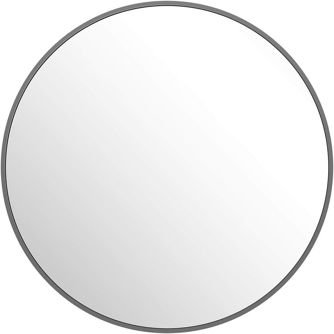MIRUO VDUS-YJ30MT001-GY Wall Decor Mirror Grey 30