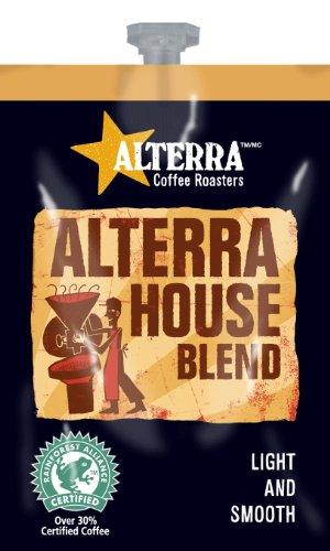 FLAVIA ALTERRA HOUSE BLEND (20 COUNT FRESH PACKS) - 1 COUNT (Flavia Coffee Packs)