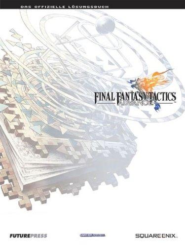 Final Fantasy Tactics (Lösungsbuch)