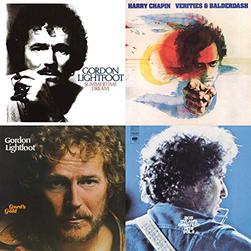 Gordon Lightfoot and More