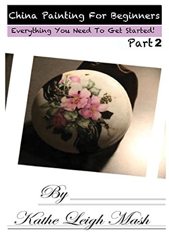 China Painting For Beginners Part 2 (Marklin Parts)