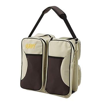 2in1Crib Bassinet Portable Nursery Bed Diaper Bag Baby Foldable Travel