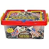 Hingfat Civil War Playset in Carrying Case