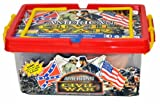 Civil War Playset in Carrying Case by Hingfat
