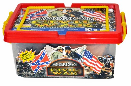 Hingfat Civil War Playset in Carrying Case