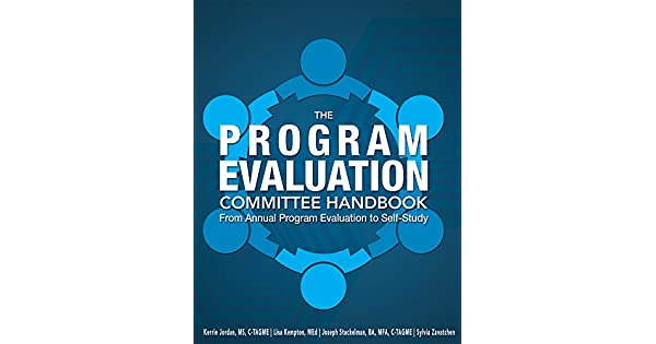 The Program Evaluation Committee Handbook: From Annual