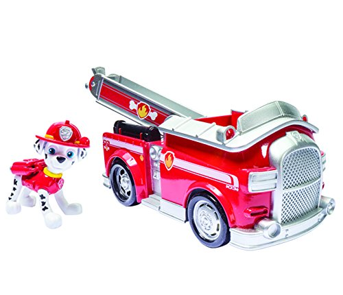 Paw Patrol Marshall Vehicle