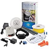 PetSafe YardMax In-Ground Fence – Outdoor Dog and Cat Underground Fencing – Rechargeable,...