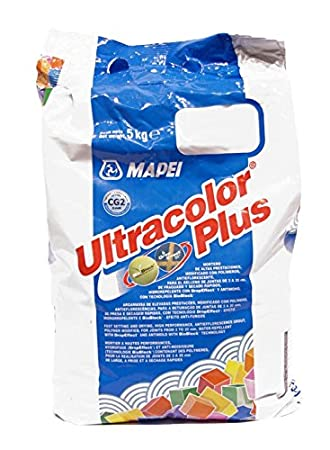 Mapei Ultracolor Plus Coloured Grout Caramel 141