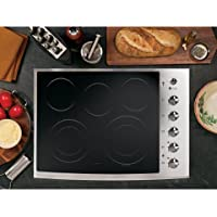 GE PP944STSS Profile 30 Stainless Steel Electric Smoothtop Cooktop