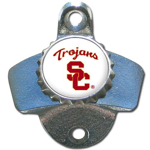 NCAA USC Trojans Wall Bottle Opener