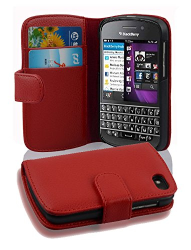 blackberry classic case red - 7