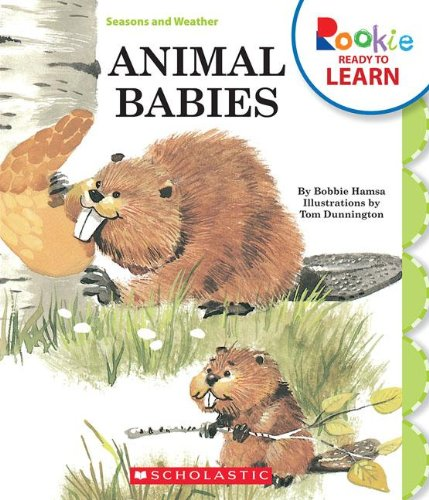 Download Animal Babies (Rookie Ready to Learn) ebook