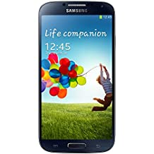 Samsung Galaxy S4 I337 16GB Unlocked GSM 4G LTE Quad-Core Smartphone w/ 13MP Camera - Black (Renewed)