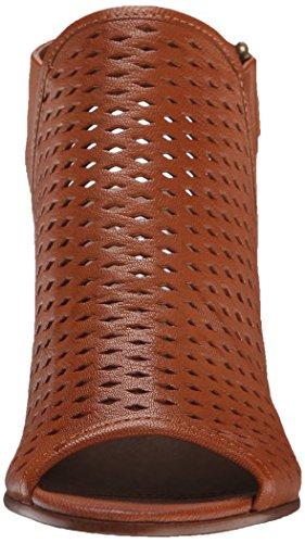 Steve Madden Nimble - Zapatos abotinados Mujer Cognac