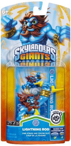Collectible Lightning - Skylanders Giants: Single Character Pack Core Series 2 Lightning Rod