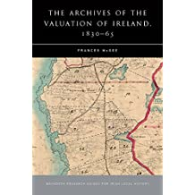 The Archives of the Valuation of Ireland, 1830-65