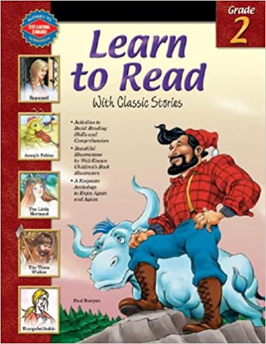 Book Learn to Read With Classic Stories, Grade 2