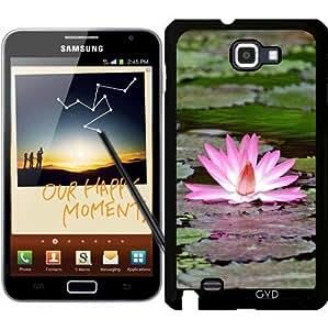 Funda para Samsung Galaxy Note GT-N7000 (I9220) - La Flor De Loto De Yoga De Buda by WonderfulDreamPicture