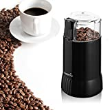 Easehold Electric Coffee and Spice Grinder 200W